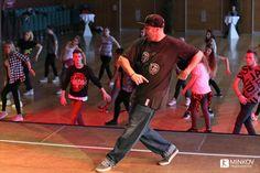 Hip Hop Workshop mit Poppin Hood bei den Winnender Konzerttagen. #konzerttagewinnenden #workshop #hiphop #poppinhood #tanz #dance #minkov