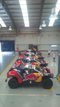 Peugeot dakar 2016