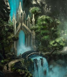Rivendell, the Last Homely House East of the Sea