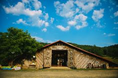 Staurolite Farms rustic wedding venue in north carolina