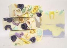Indigo Garden Artisan Soap