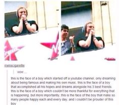 5sos<<<THIS IS THE MOST FUKING ADORABLE THING AND RHE MOSY SADEST THING EVER. AND YIU JUST SAY, 5sos. aughhhhhhh