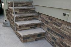 Superior Building Supplies, Rustic Lodge 24 in. x 48 in. x 1-1/4 in. Faux Tennessee Stack Stone Panel, HD-KEN2448-RL at The Home Depot - Mobile Interior Design Games, Best Interior Design Websites, Mobile Home Skirting, Stacked Stone Panels, House Front Porch, Front Porches, Stone Exterior Houses, Interior Window Trim, Faux Panels