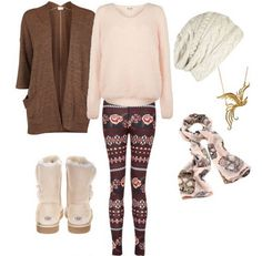 Cute Christmas Outfit Ideas - Pink Style Motivation - Click Pic for 22 Womens Winter Fashion Trends