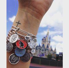 ALEX AND ANI Charmed Arm! #bangles #bracelets #disney #disneyside