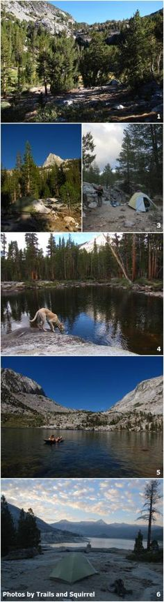 Trails' Guide | John Muir Trail Part 2: Devil's Postpile to Muir Ranch