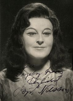 Birgit Nilsson Siegfried 1965 Opera Singers, Conductors, Classical Music, Legends, Celebrity, Stars, Ring, Singers, Musica