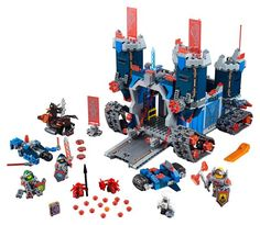Kids who love medieval knights and kingdoms will be driving their parents crazy begging for new LEGO NEXO Knights.