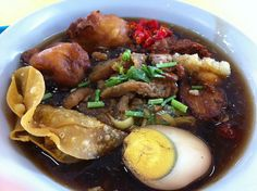 Lor Mee from Tanjong Pagar Hawker Centre
