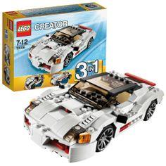 LEGO 31006 Creator: Sportwagen  http://www.meinspielzeug24.de/lego-31006-creator-sportwagen  #Junge, #LEGOCreator #Konstruktionspielzeug, #Spielwaren