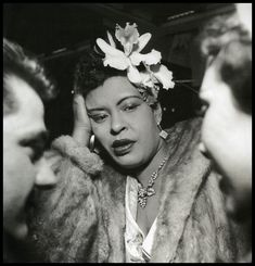 Billie Holiday Husband | Count Basie Orchestra (Great music!)