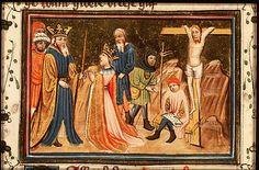 Esther vraagt Ahasverus het decreet tegen de Joden in te trekken; de dood van Haman / Esther asks Ahasuerus to revoke the decree against the Jews; the death of Haman