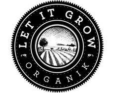 Let It Grow Organik, 1-color
