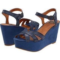 scowl platform wedges by bc footwear $80