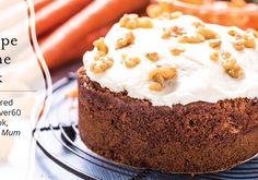 Carmels carrot cake