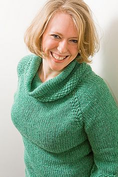 Ravelry: Francis Revisited pattern by Beth Silverstein  Like the neckline not to tight