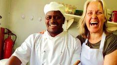CHEF SANDILE'S CHAKALAKA RECIPE   Cape Fusion Tours Chakalaka Recipe, Masala Curry, Lamb Stew, South African Recipes, Roasted Meat, White Onion, Home Economics, Red Chili, Cooking Oil