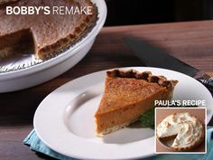 New School Sweet Potato Pie from CookingChannelTV.com
