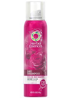 This dry shampoo smells like high-school dreams