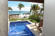 Hotel Ana y Jose, Tulum, Mexico. One of the most amazing places I've stayed in my life.