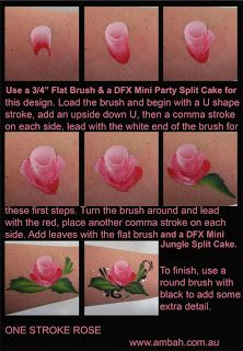 This has about 25 pages from a book on how to paint flowers. Every page is crisp & clear to see.  Just click on the picture that you want to look at, it will open another window and enlarge it.