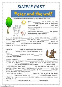 past simple interactive and downloadable worksheet. You can do the exercises online or download the worksheet as pdf.