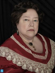 The ultimate Racist Witch, Madame Delphine LaLaurie. American Horror Story, Coven | Kathy Bates
