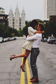 Me gustas como para estar contigo todos los días.