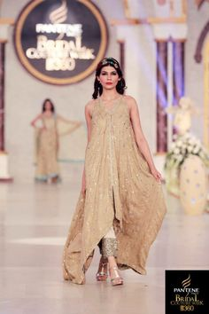 Anarkali by Ayesha Somaya at Pantene Bridal Couture Week 2013