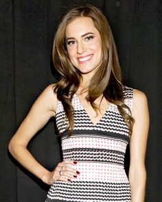 "ALLISON WILLIAMS' FIRST TIME BACKSTAGE: We got to talk to backstage-first-timer Allison Williams right before the Prabal Gurung show. ""I've had my blinders on the whole time I've been back here!"" she said. So, instead of stealing glances at the designer's collection, she told us what she was excited about: ""I love the cohesiveness, the music, the drama. Last season, it was very emotional, really heightened...and awesome. I love him, I find the clothes beautiful."""