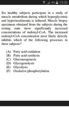 Sample test question 67: A