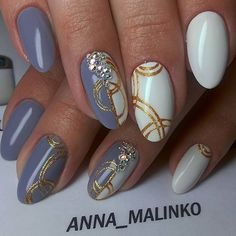 Мастер @anna_malinko  #nail_master_russia
