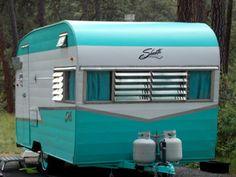 Aqua trailer