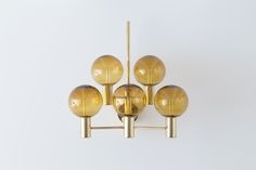Wall Lamp by Hans-Agne Jakobsson