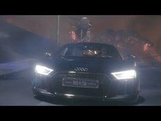 Audi×『KINGSGLAIVE FINAL FANTASY XV』特別映像 - YouTube