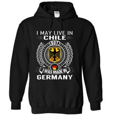 I May Live in Chile But I Was Made in Germany