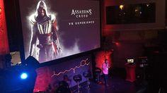 Ubisoft şirketinin en fazla gelir elde ettiği oyun serilerinden olan Assassin's Creed serisinin, sanal gerçeklik cihazları için çıkartılan özel sürümü sonunda duyuruldu.  http://www.mmotr.com/assassins-creed-vr-cikiyor.html