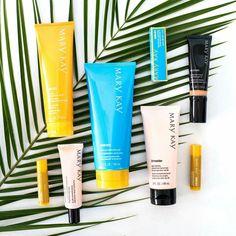 ¡Prepara tu piel para el verano  con estos productos para el clima cálido! #MaryKay  www.marykay.com/ypadron5