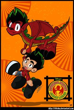 -Jake Long : American Dragon-
