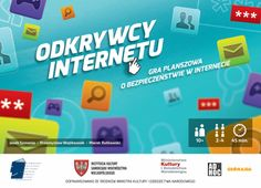 Odkrywcy Internetu Gra, Web 2.0, E Learning, Portal, Internet