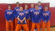 Marais Des Cygnes Valley Trojans are supporting their GTM Sportswear warm-ups! #WeLoveOurCustomers