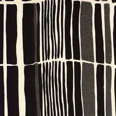 ynonpu: #pattern #black #design #textile (via Bloglovin.com )