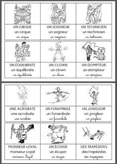 le cirque 2 Plus