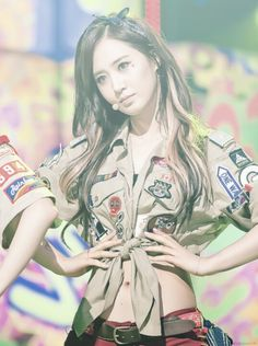 Yuri snsd..sexy and cute