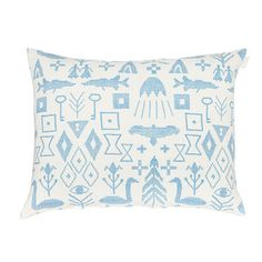 Nordic pillow cover
