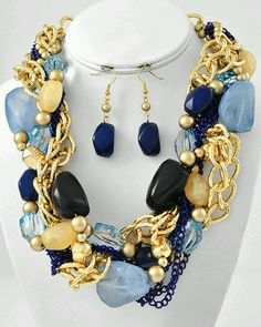 Nice Necklace Great with a Blazer