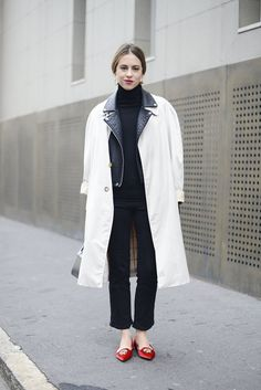 Pin for Later: Le Meilleur du Street Style de la Fashion Week de Milan MFW Street Style