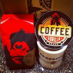 Beans: Fairview Estate, Kenya  Roaster: Gorilla Coffee