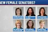 Could this mark the Year of the Woman? Joy Reid & her all-woman power panel discuss women's issues & the U. Senate candidates who could ride in on a wave of feminist enthusiasm with Hillary Clinton. Vote 2016, New Hampshire, Powerful Women, Interview, Woman Power, Joy, Wave, Power Girl, Female Power