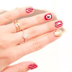 G Hannelius Shows You How to #DIY 'Dog With a Blog' Nails in the Latest Ep of #GNails!
